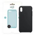Клип-кейс PERO iPhone X софт-тач