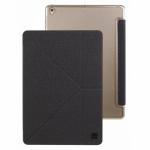 Чехол Uniq для iPad 2017 Yorker Kanvas Чёрный