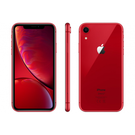 iPhone XR 64 ГБ красный