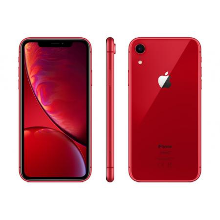 iPhone XR 128 ГБ красный
