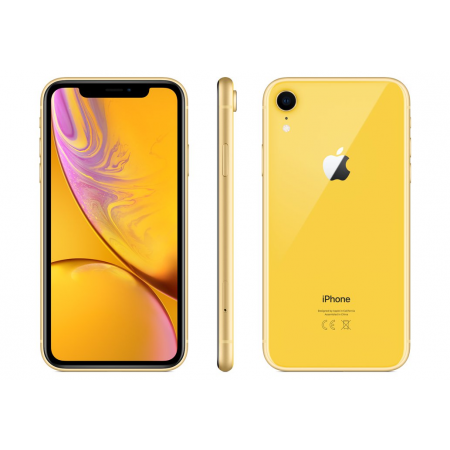 iPhone XR 128 ГБ жёлтый