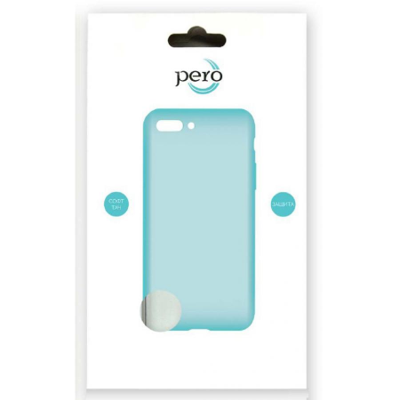 Клип-кейс PERO для iPhone 7+/8+ силикон